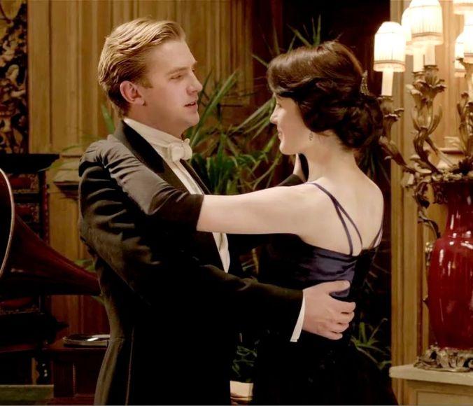 Matthew Crawley-Lady Mary - Downton Abbey